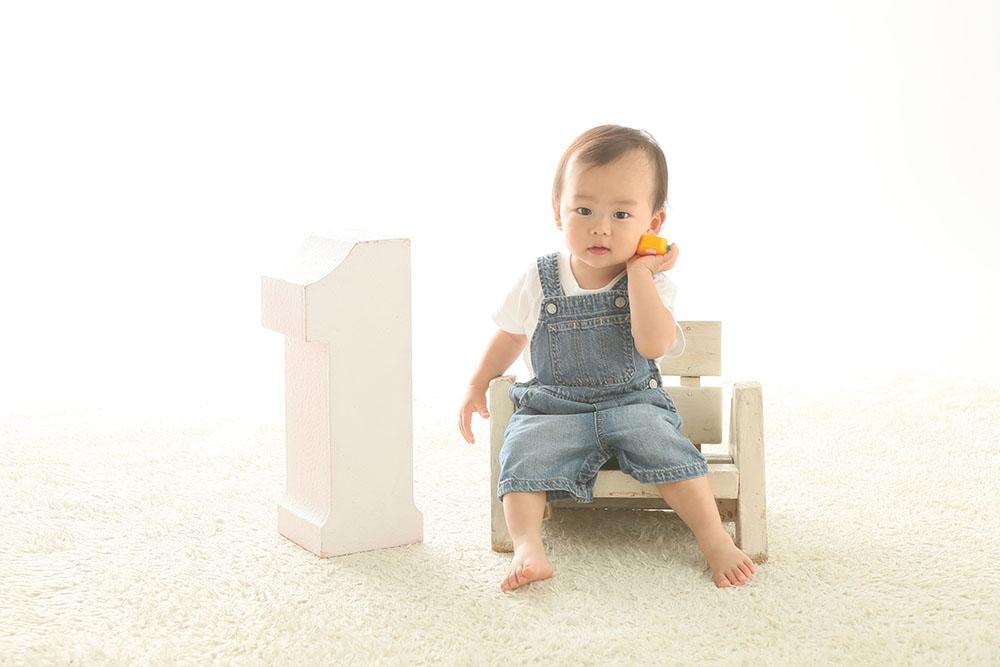 BabyPhotoProjectページ