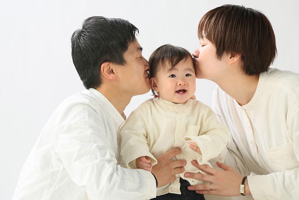 家族写真・かぞくのひページ